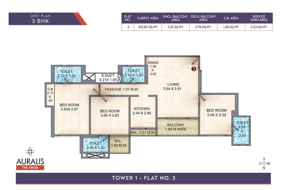 Nearing Possession Flats In Thane Property In Thane Auralis The Twins Edelweiss Home Search